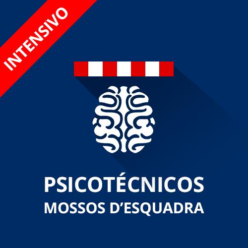 Icono curso intensivo test psicotécnicos Mossos d'Esquadra 2017