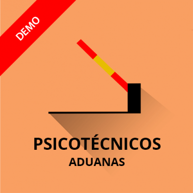Curso demostración gratis psicotécnicos Vigilancia Aduanera
