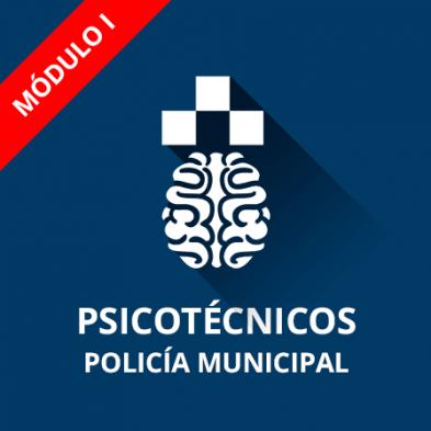 Aprobar psicotécnico oposición Policía Municipal