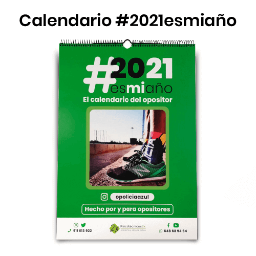 CALENDARIO #2021ESMIAÑO