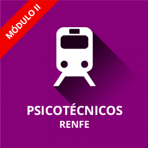 Conductor - Renfe Psicotécnicos
