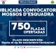Convocatoria Mossos d'Esquadra: 750 plazas