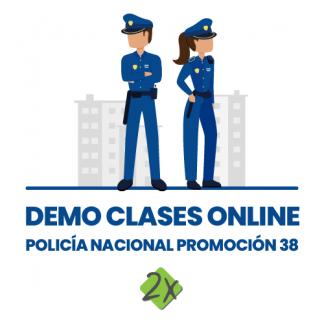 Curso Demostración Gratis Psicotécnicos Clases Online Policía Nacional