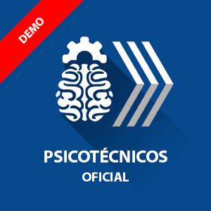 Demo gratis Psicotécnicos Policía Nacional - Ascenso a Oficial