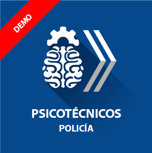 Demo gratis Psicotécnicos Policía Nacional - Escala Básica (Categoría de Policía)