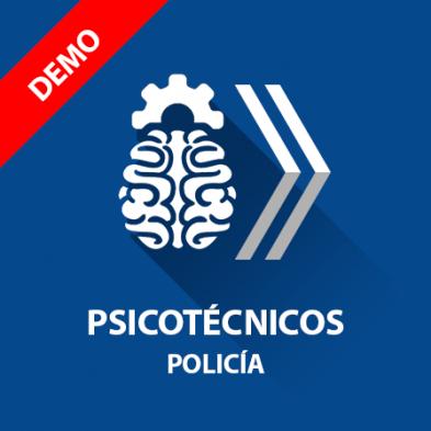 Demo psicotécnicos Policía Nacional
