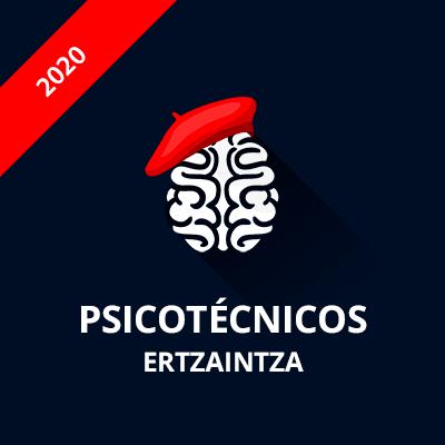 Ertzaintza psicotécnicos 2020