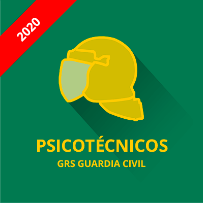 GRS - Guardia Civil - Convocatoria 2020