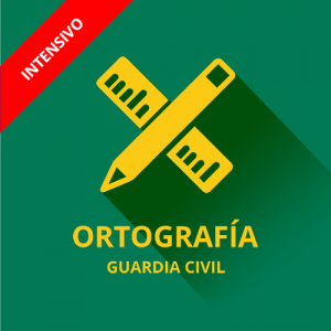 Guardia Civil Psicotécnicos Ortografía Intensivo