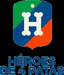 Logo Héroes4patas - AdoptaUnJubilado