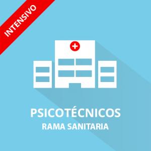 módulo intensivo psicotécnicos rama sanitaria