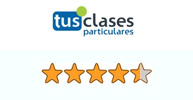 Opiniones de alumnos de psicotécnicos2x en tusclasesparticulares.com