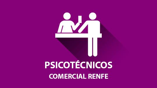 Oposición Operador Comercial - Renfe