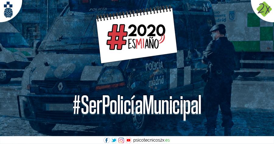 Policía Municipal 2020esmiaño