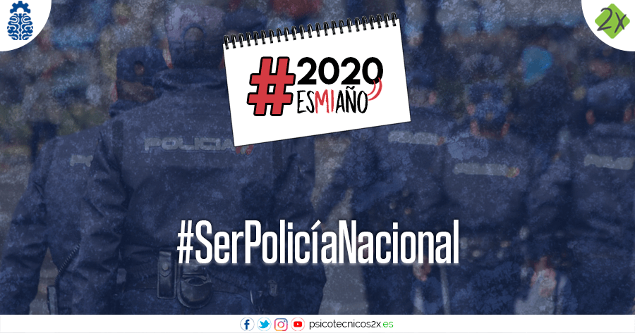Policía Nacional 2020esmiaño