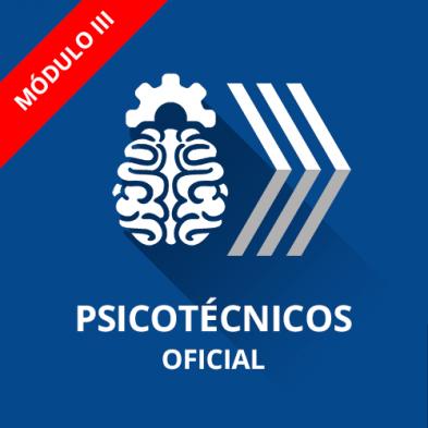 Policia Nacional Oficial psicotécnicos módulo III