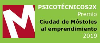 Premio Ciudad de Móstoles al emprendimiento 2019