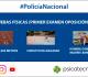 Pruebas físicas Policía Nacional: características y puntuación