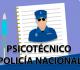 Simulacro Psicotécnico Policía Nacional – Explicado