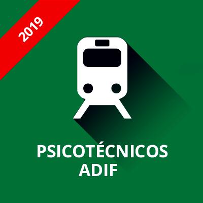 Psicotécnicos Adif 400x400