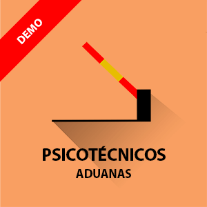 Psicotécnicos demo gratis