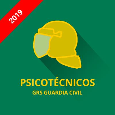 Guardia Civil Grupo Reserva y Seguridad convocatoria 2019