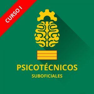 Icono curso psicotécnicos guardia civil ascenso suboficiales sargento curso I