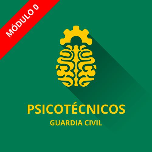 icono curso psicotécnicos guardia civil 2017 cabos y guardias 0