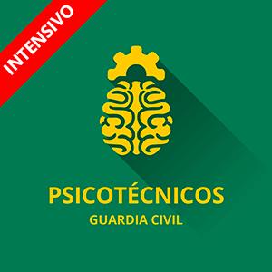 Curso intensivo Guardia Civil psicotécnico