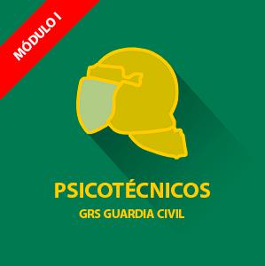 Psicotécnicos Guardia Civil - GRS (Grupo de Reserva y Seguridad)