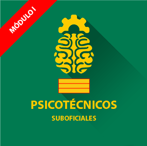 Psicotécnicos Guardia Civil - Suboficiales (Sargento)