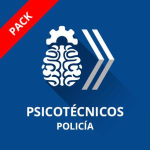 Psicotécnicos Ómnibus Policía Nacional Pack