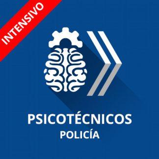 Psicotécnicos Policía Nacional Escala Básica - Módulo intensivo XXXVII