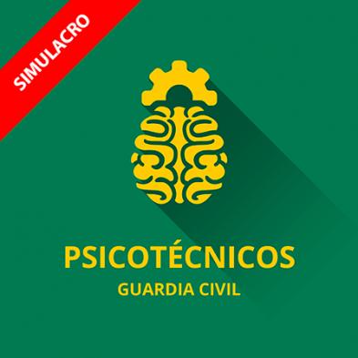 Psicotécnicos simulacro online gratuito Guardia Civil