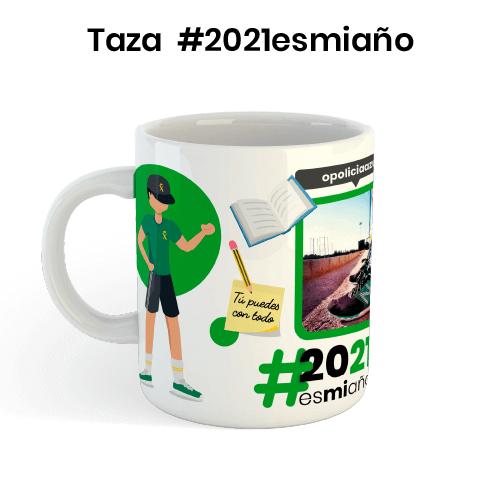 TAZA #2021ESMIAÑO