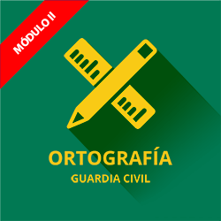 Test ortografía Guardia Civil