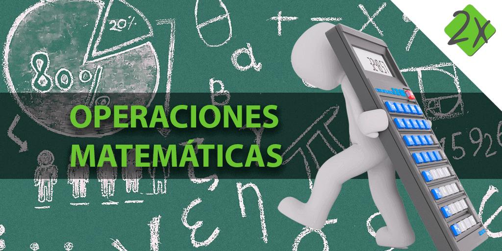 Cómo resolver operaciones matemáticas – Psicotécnicos