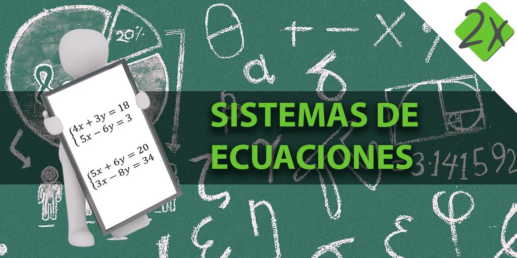 Sistemas de ecuaciones - Psicotécnicos