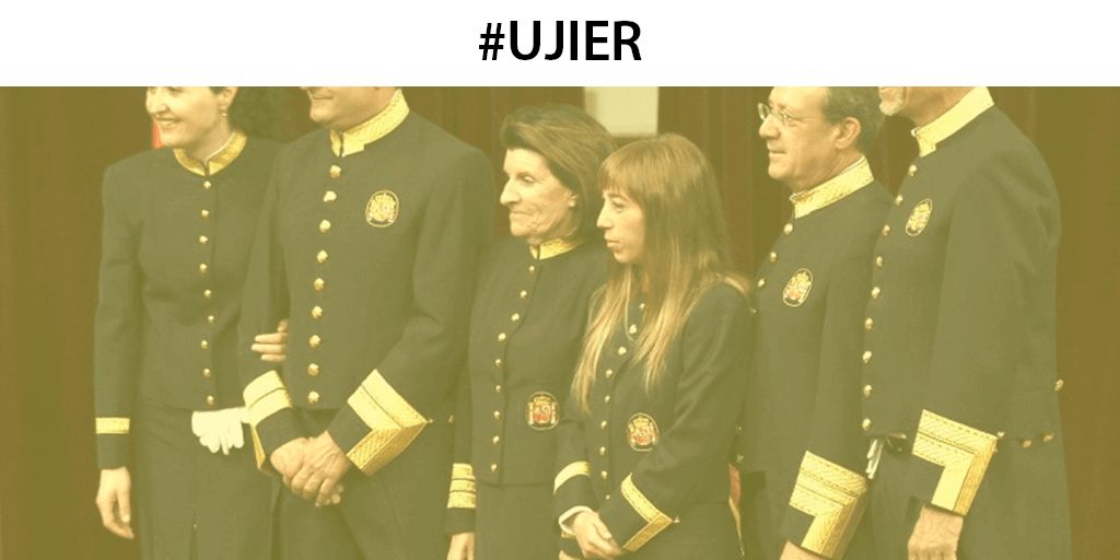 Convocatoria de seis plazas de Ujieres de las Cortes de Castilla y León
